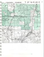 Niagara, Pembine T37N-R20E, Marinette County 1973